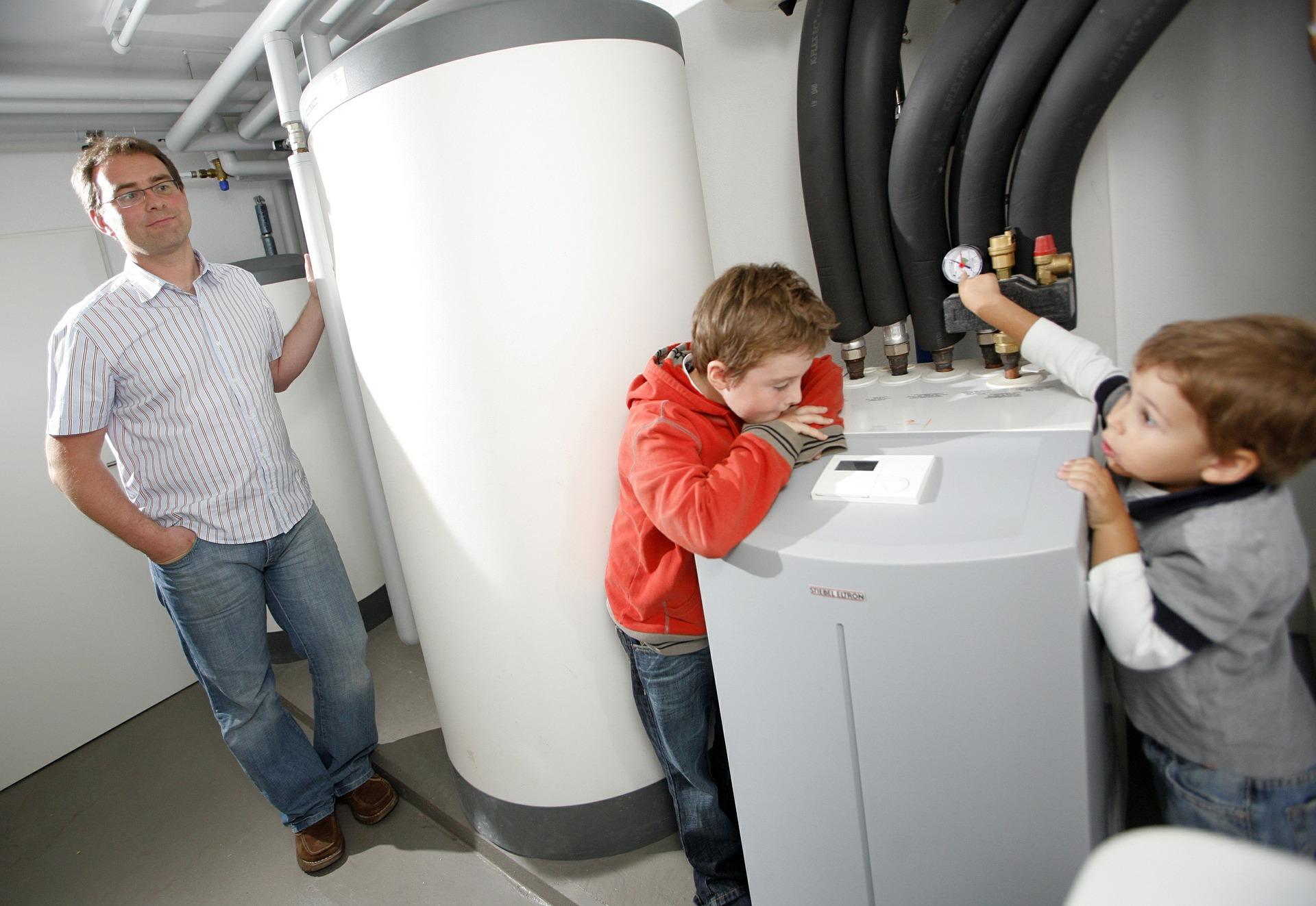 Pompy ciepła w energooszczędnym budownictwie