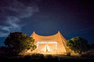 Jaki namiot na bankiet?